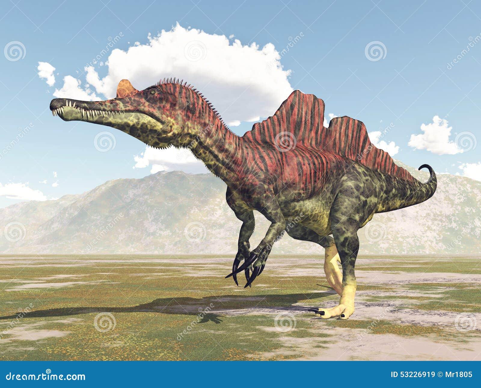 Dinosaurio Ichthyovenator
