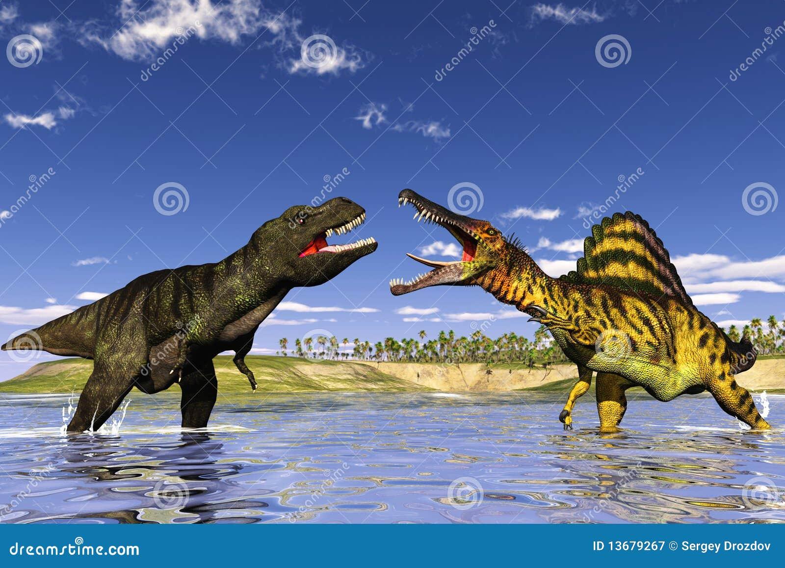 Dinosauro di caccia