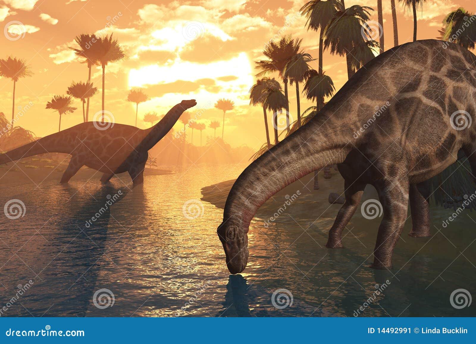 Dinosaurs - l aube du temps