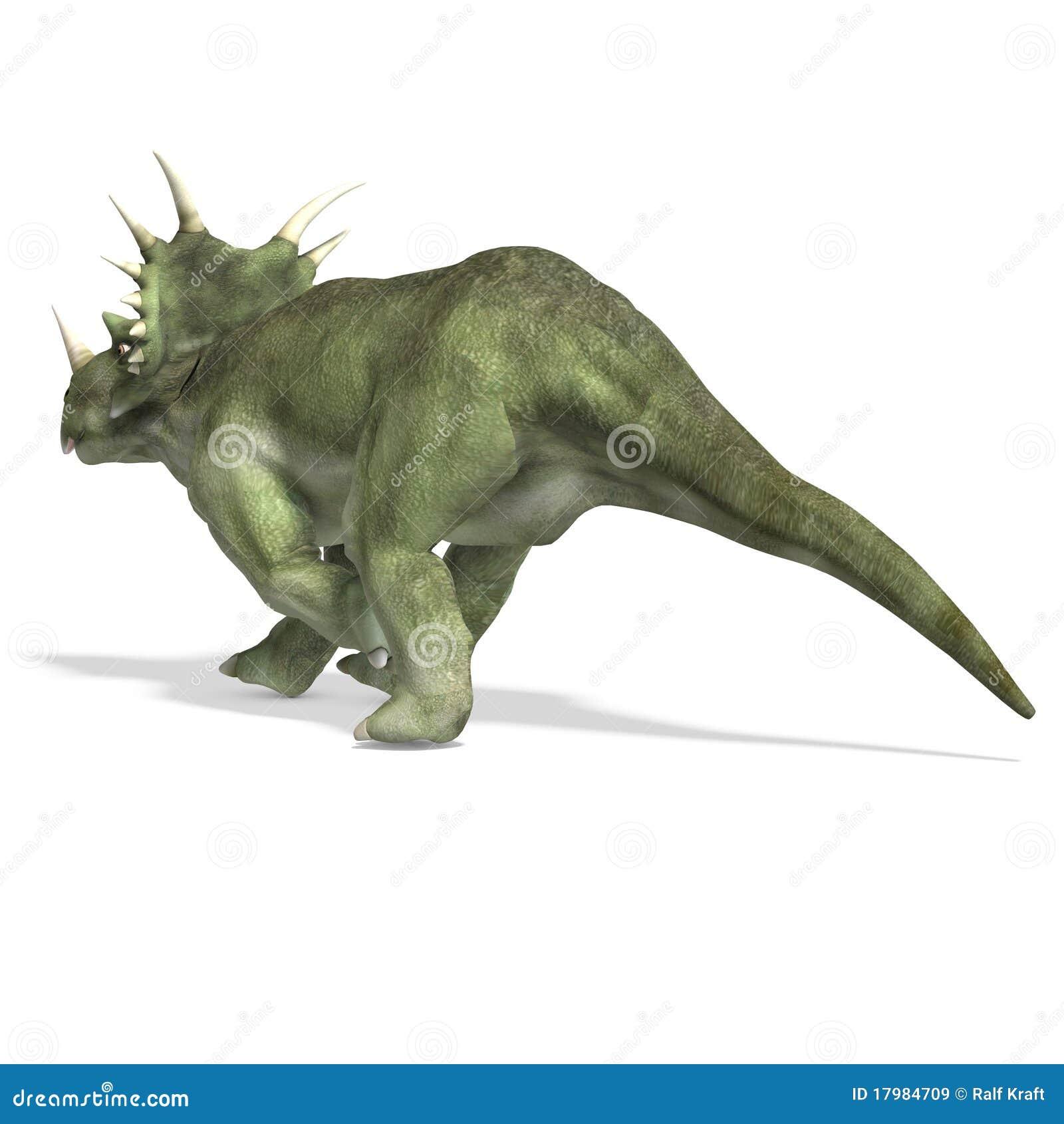 Dinosaurstyracosaurus