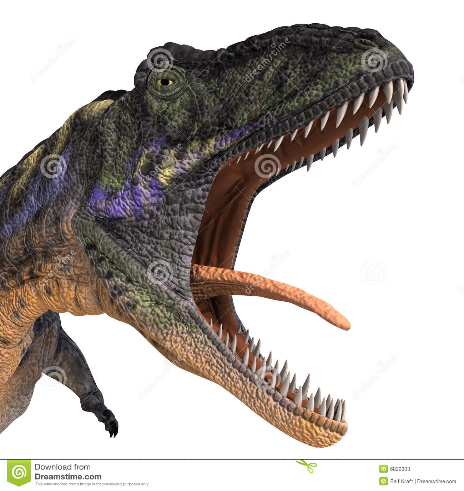 Dinosaurus Aucasaurus