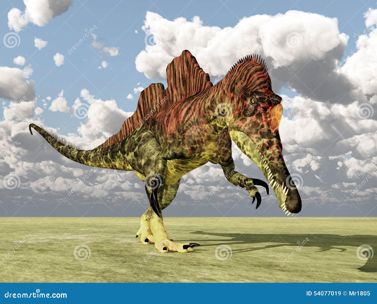 Dinosaurus Ichthyovenator