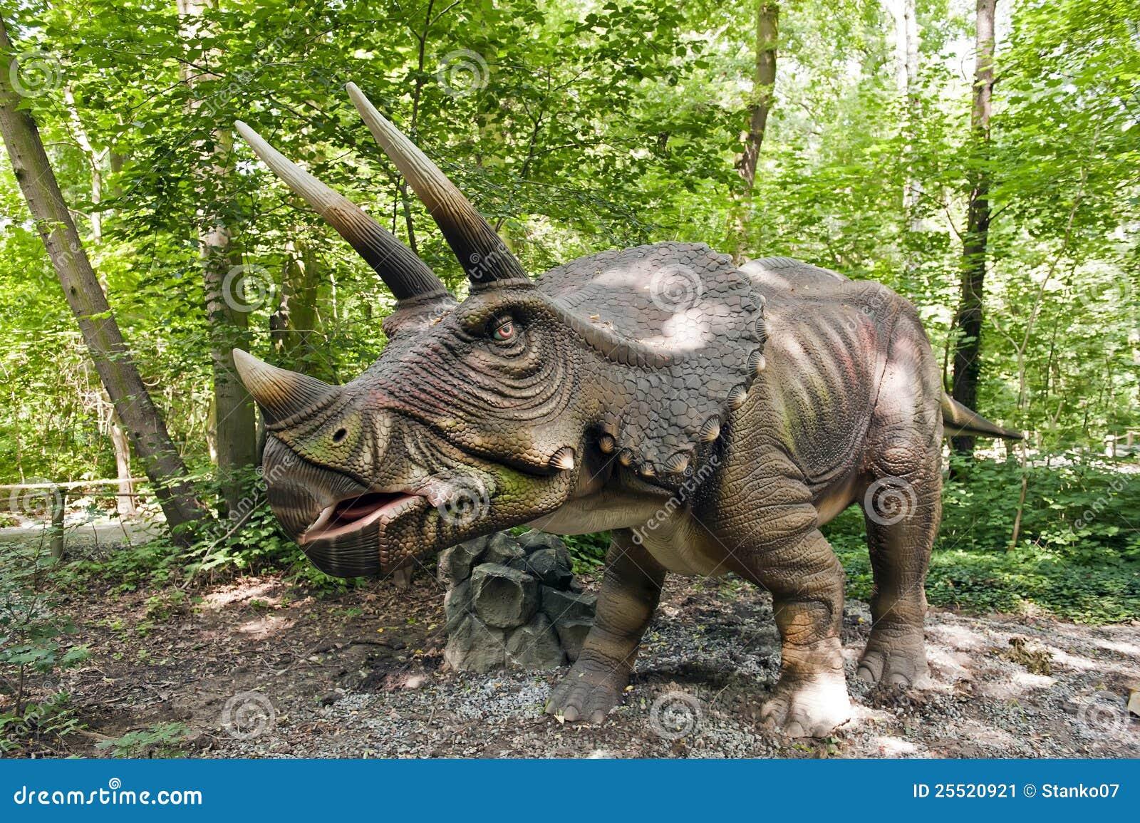 Dinosaurus - Triceratops