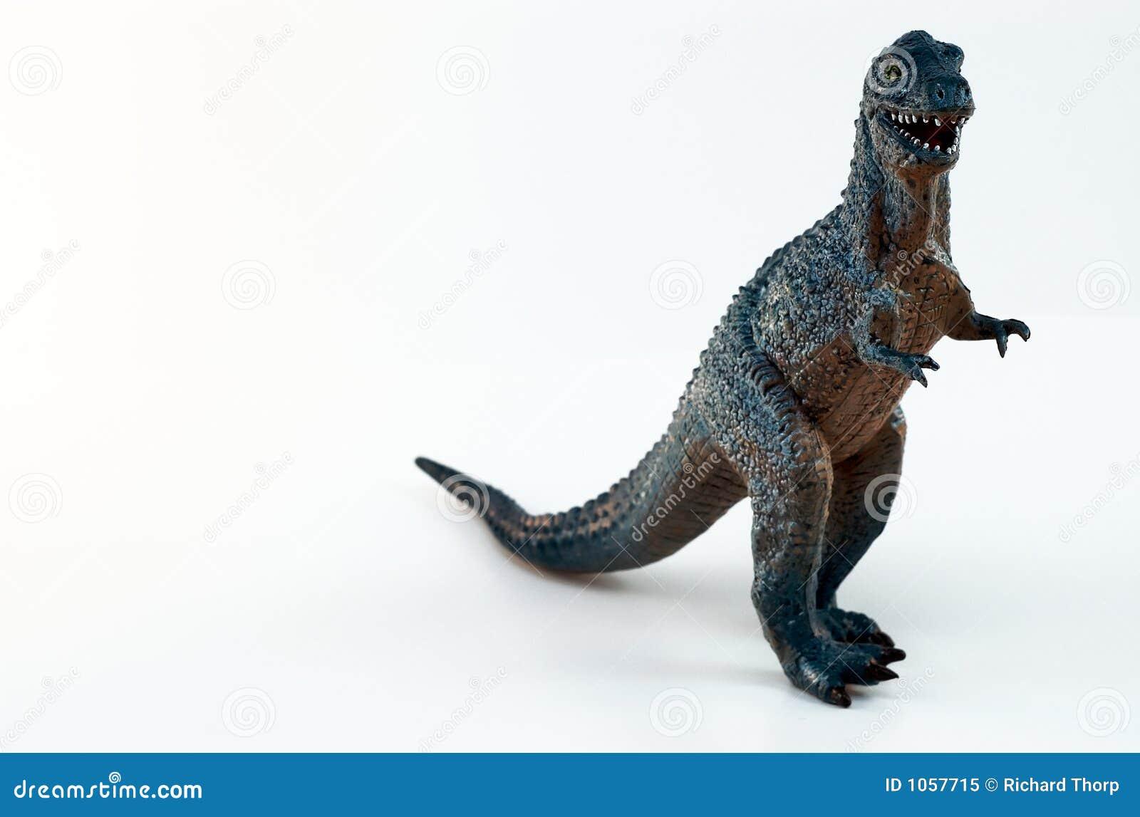 Dinossauro assustador