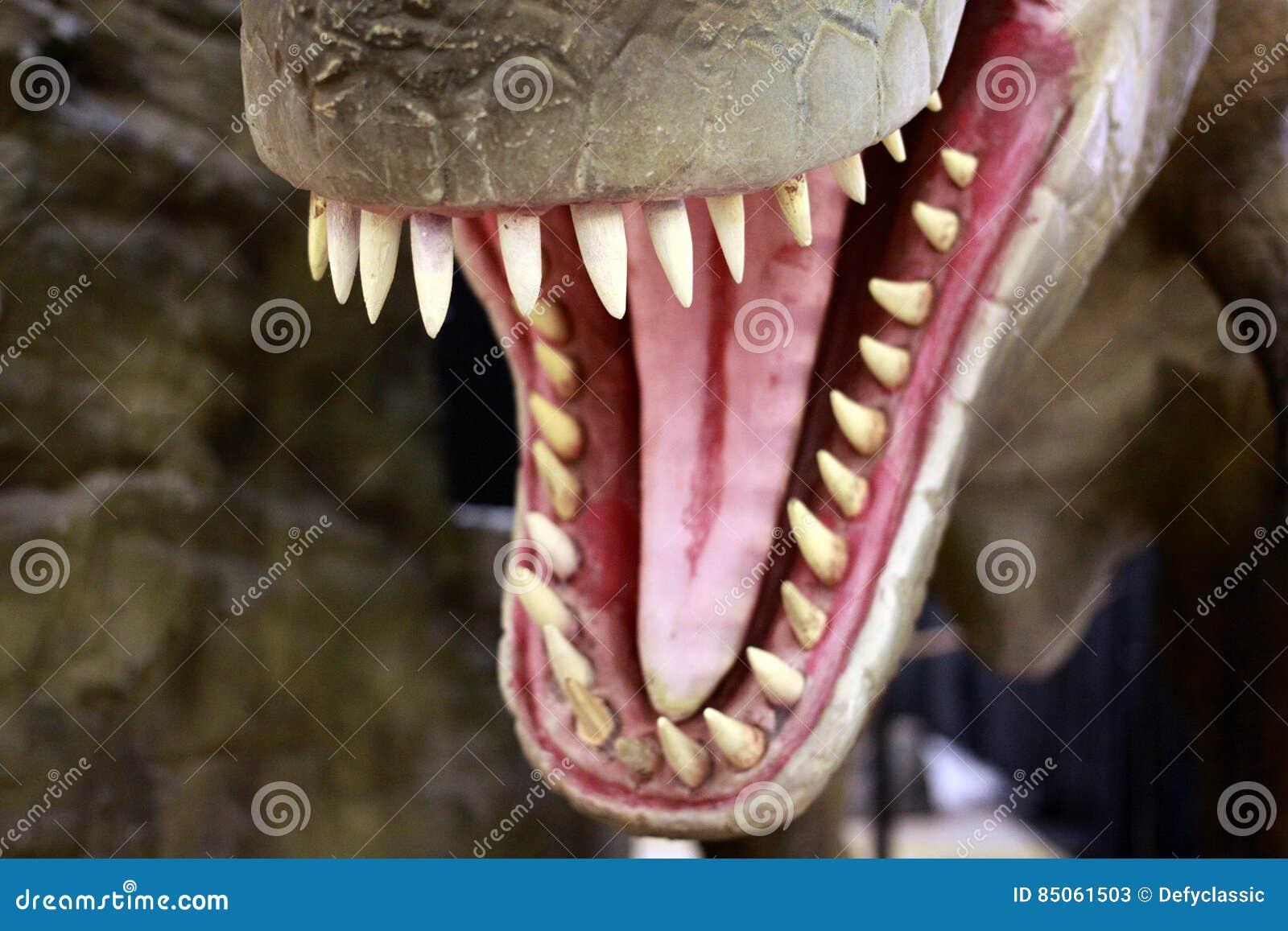 Dinossauro de Rex do Tyrannosaurus