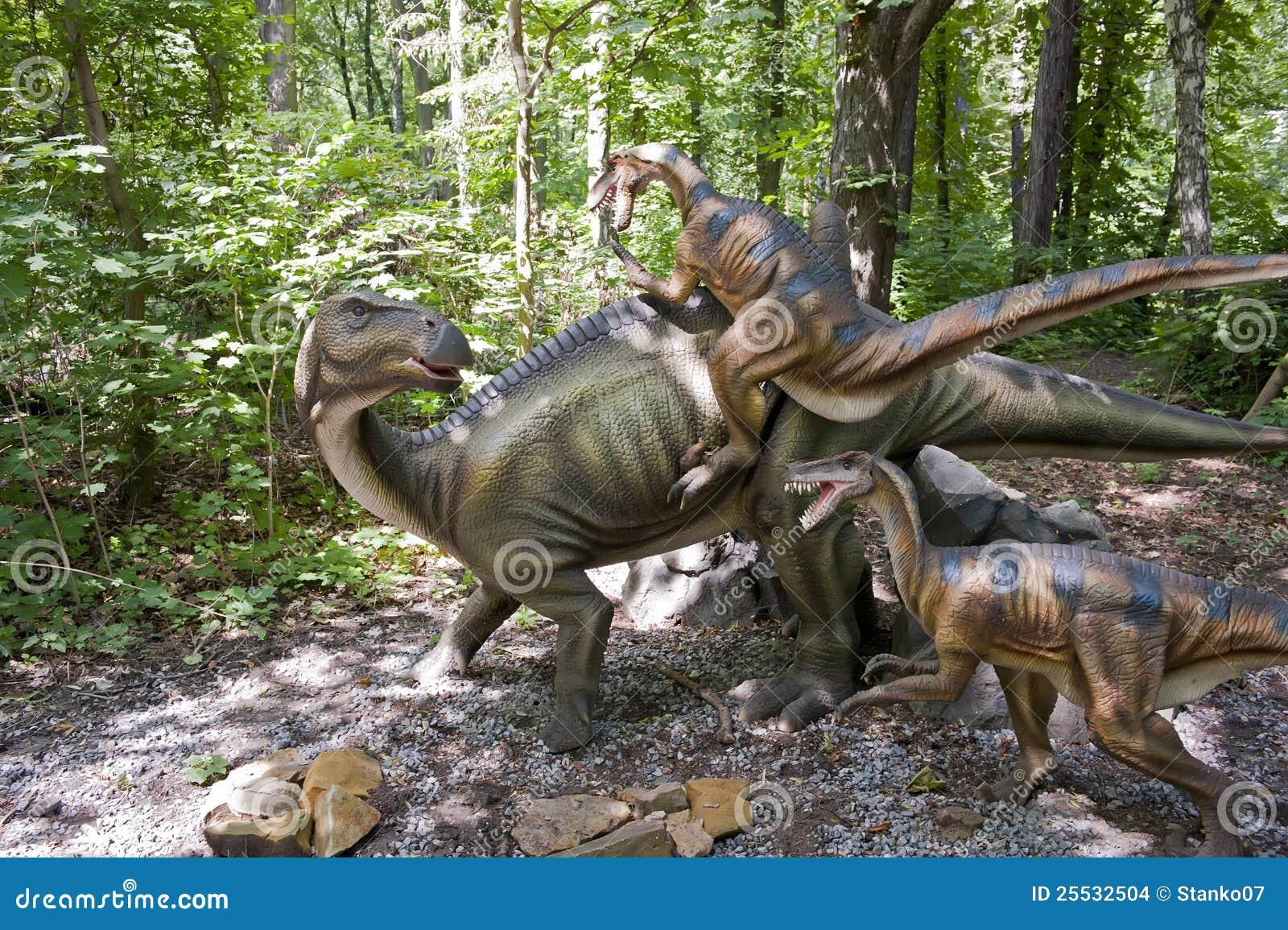 Dinossauros da luta