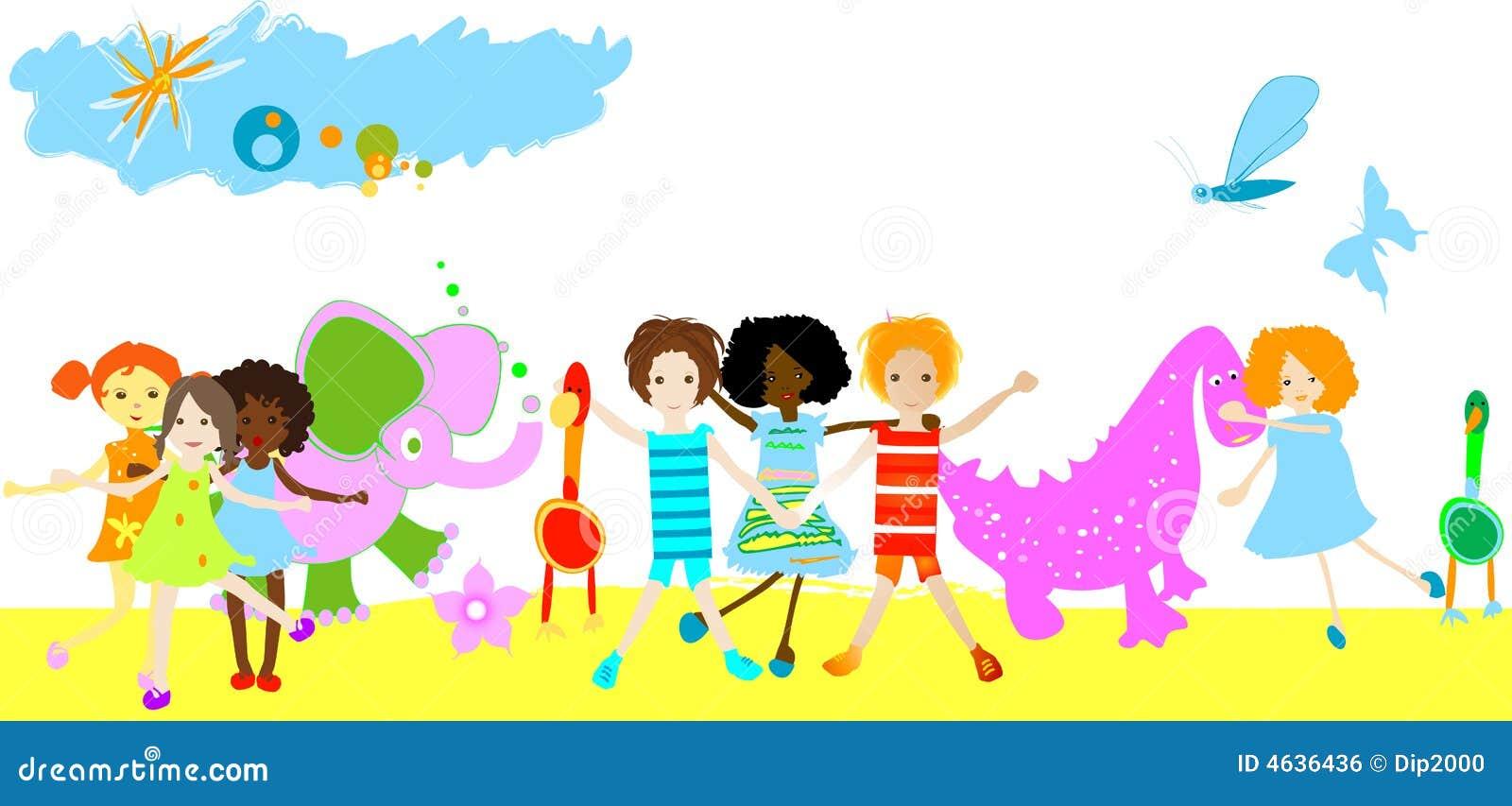 Dinossauros e o outro ani pequeno