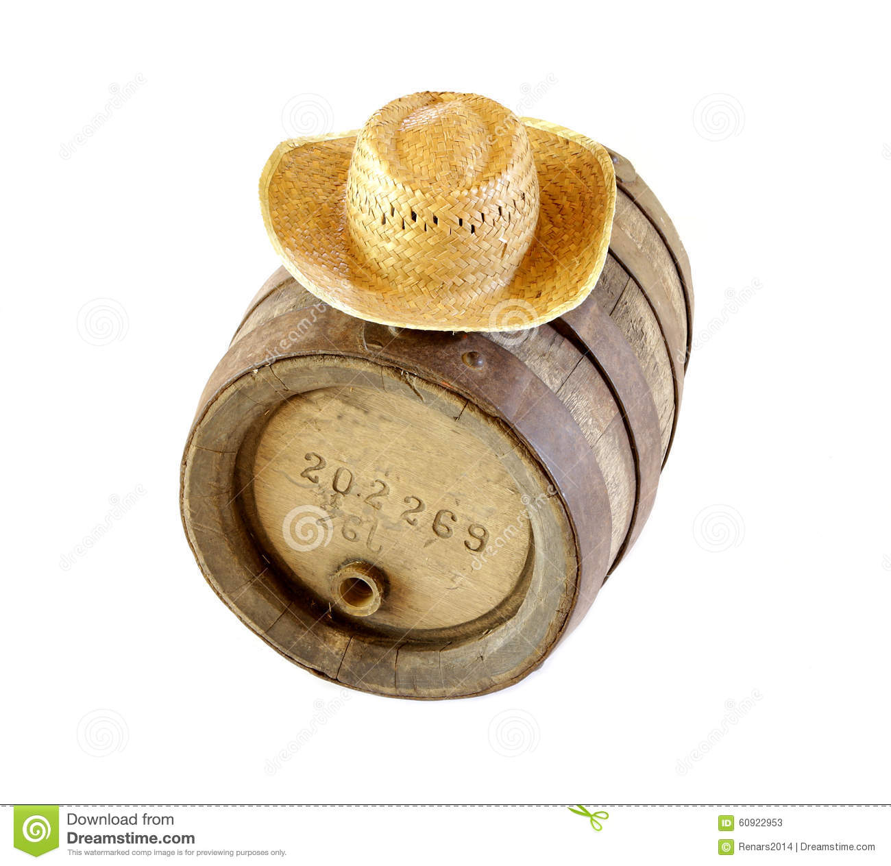 Diogenes Of Sinope And Barrel Metaphor Stock Image Image