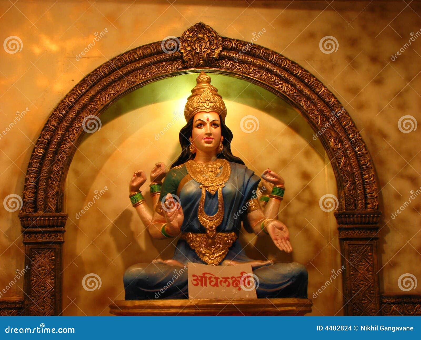 Diosa de la abundancia