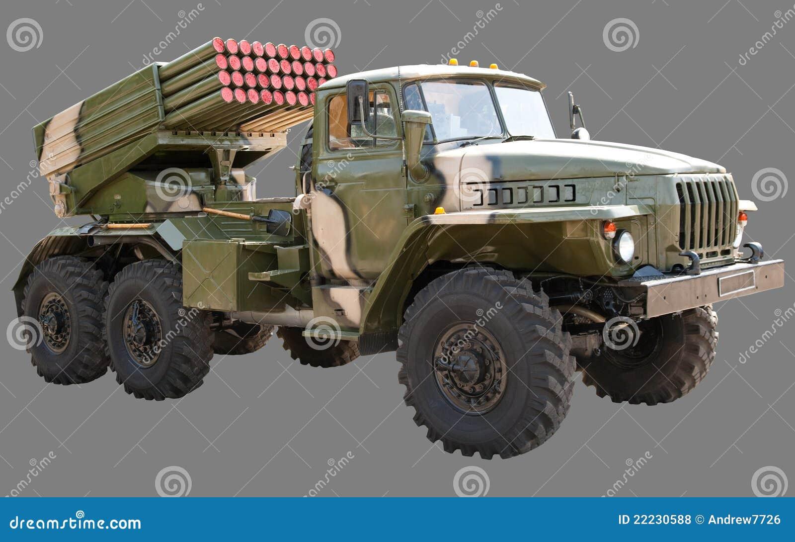 Diplômé d Ural BM-21