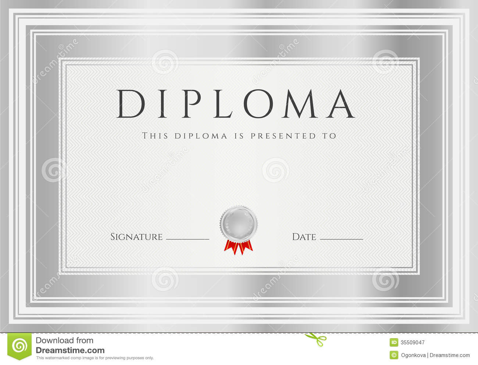 Achievement Certificates Templates Free