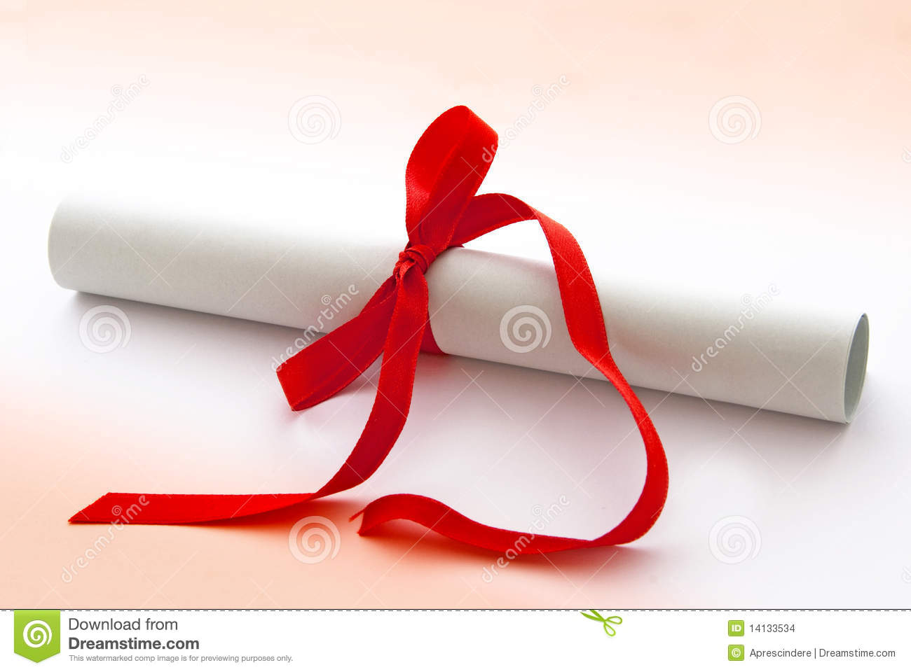 Diploma Or Graduation Certificate Stock Photo Image Of Excellency
