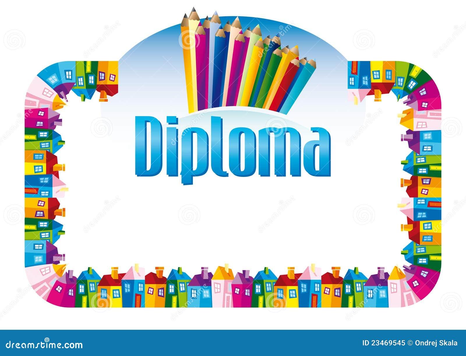 Diploma Frame for Children