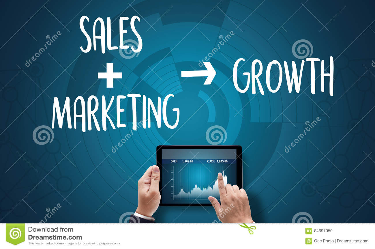 DIRECT SALES Business, Technology, Internet and network concept