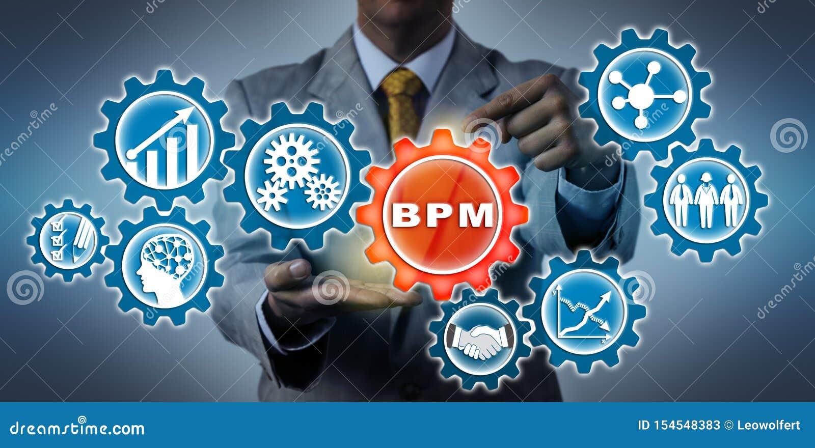 Directeur Highlighting BPM dans le train d engrenages virtuel