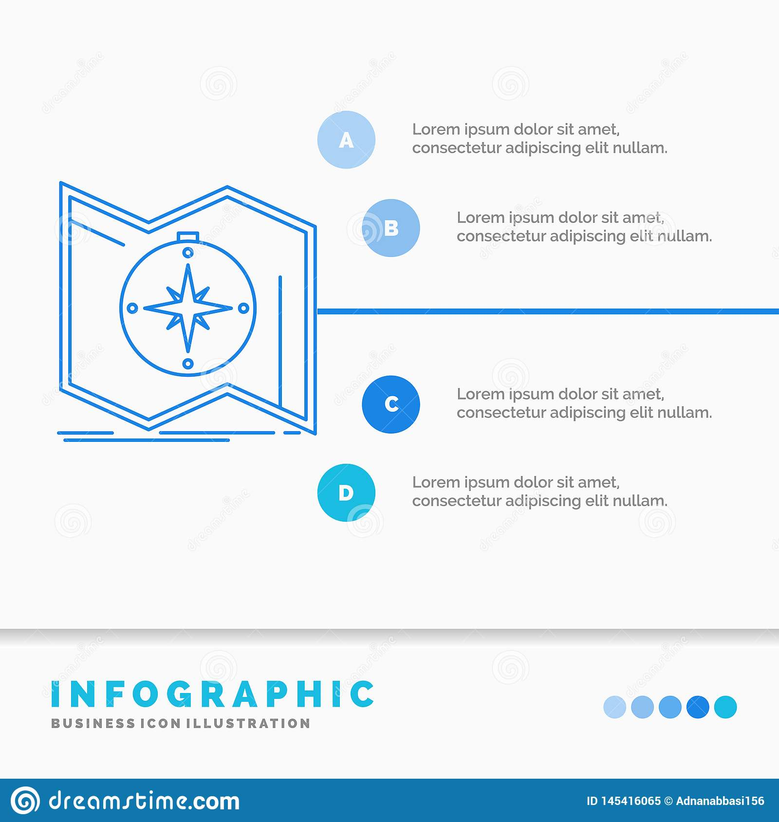 Direction, Explore, Map, Navigate, Navigation Infographics