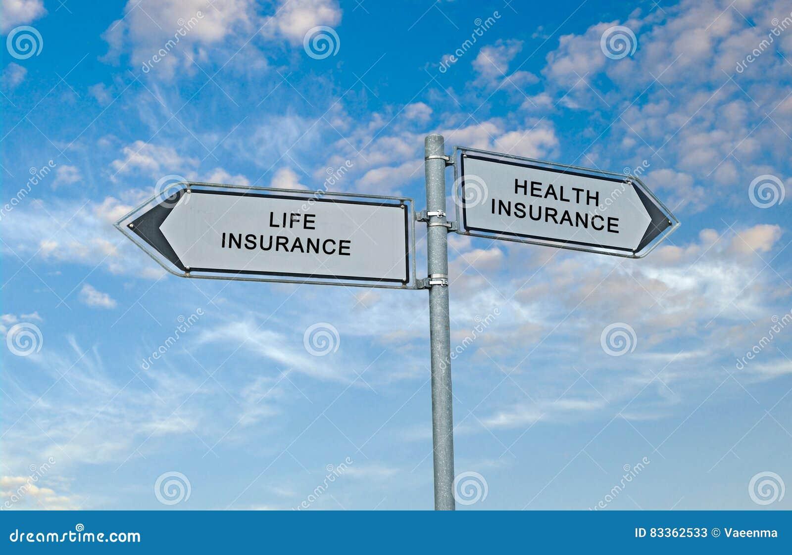 Directions à l assurance médicale de la vie et maladie