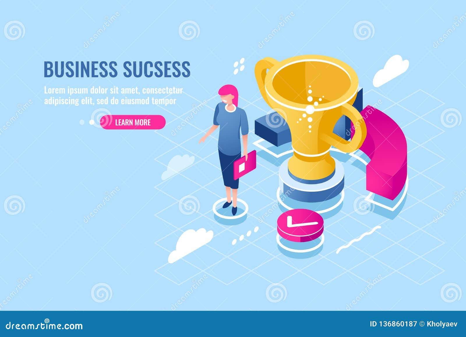 Diretor empresarial bem sucedido, realização do objetivo, mulheres do sucesso, concessão merecida, moça com copo dourado, finança
