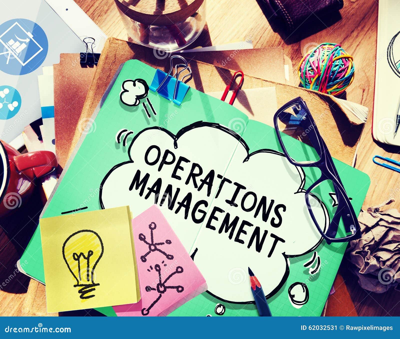 Diretor Líder Concept da autoridade da gestão de operações