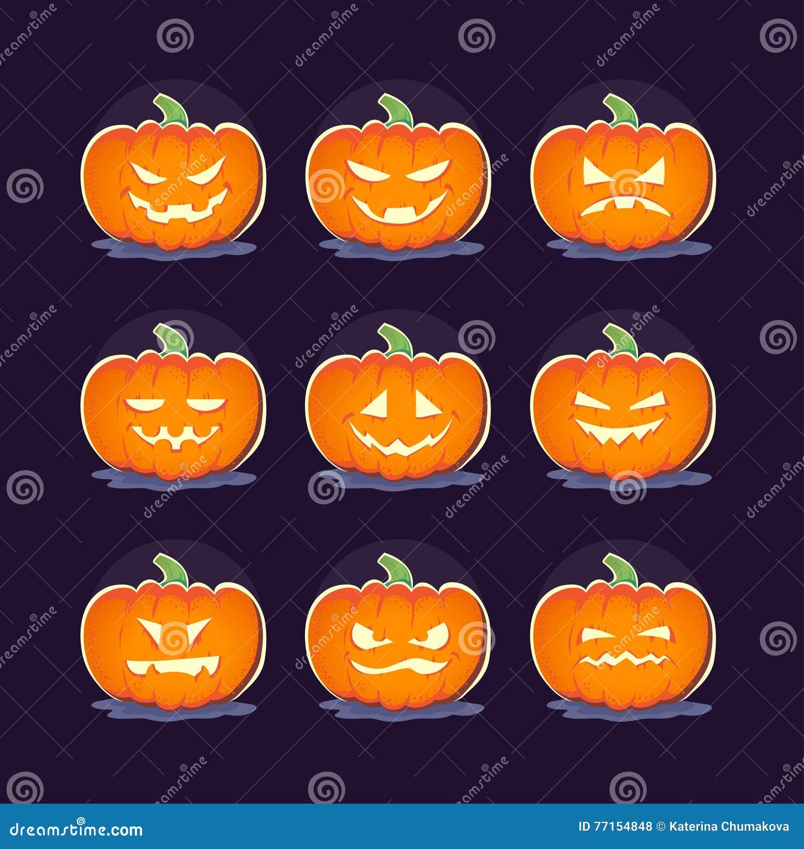 Dirigez la carte plate de Halloween, publicité, bannière, affiche, plaquette, invitation de partie, conception de flayer
