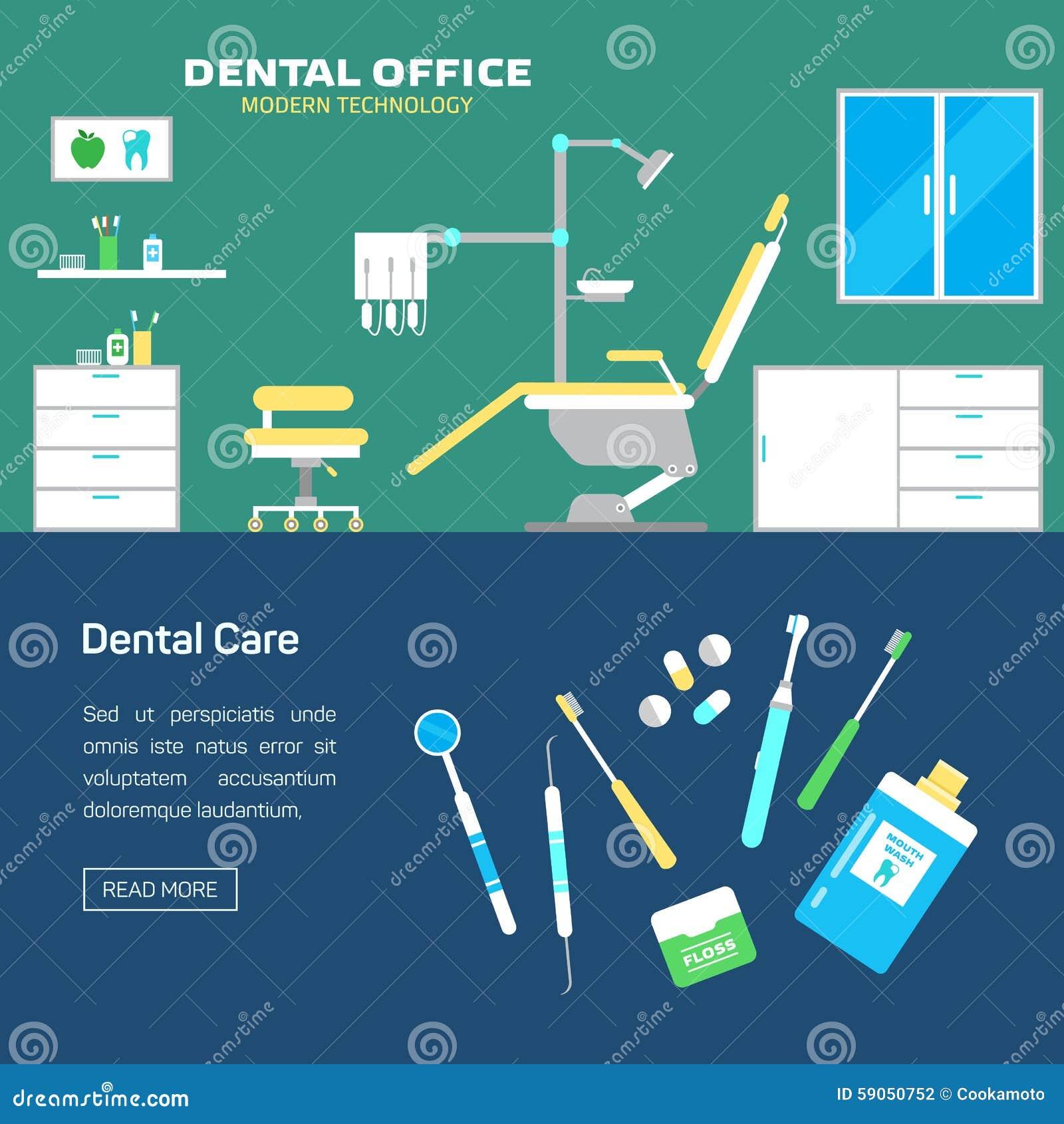 Dirigez le bureau dentaire avec des outils de siège et d équipement