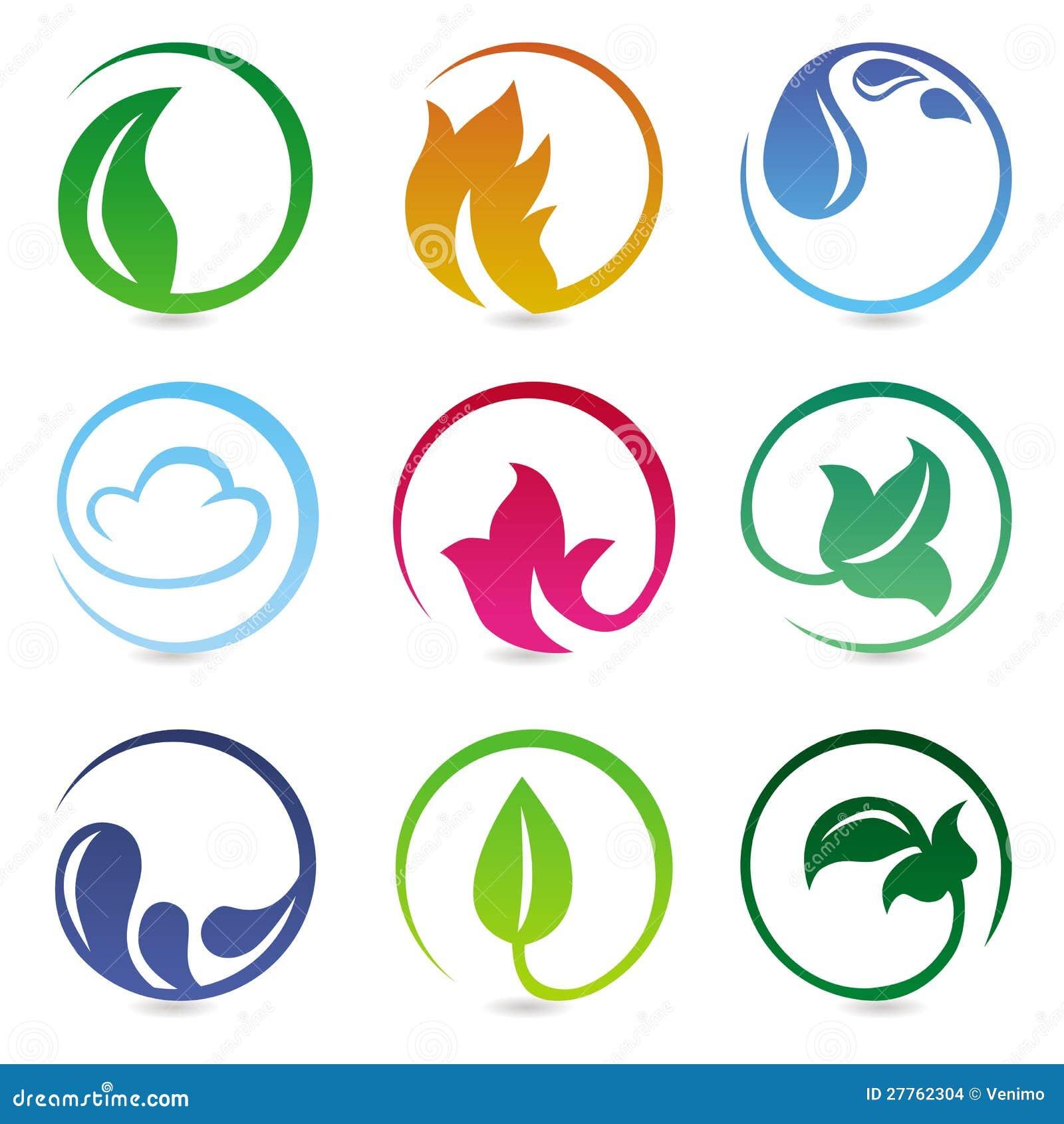 Dirigez les éléments de conception avec des signes de nature