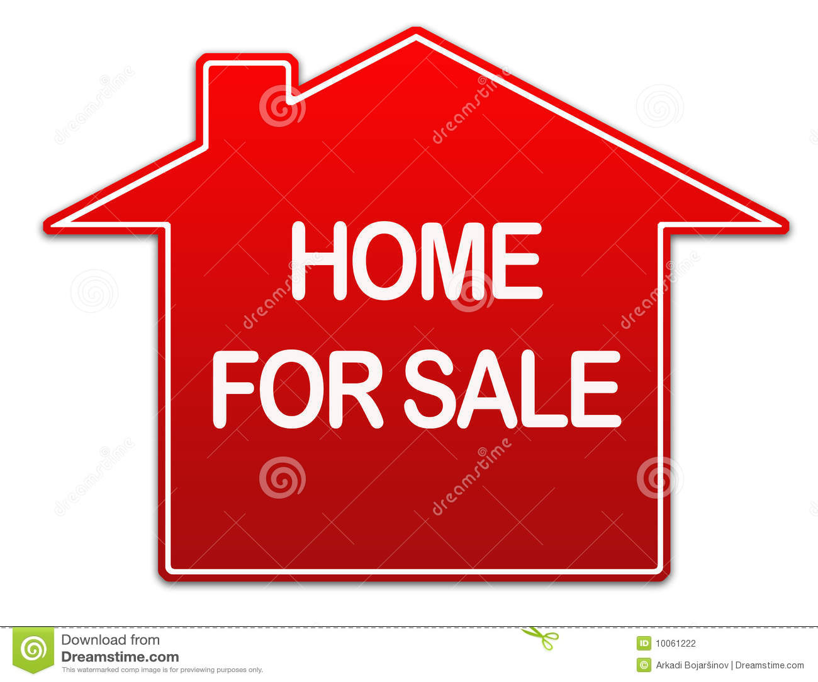 Dirija para o sinal dos bens imobiliários da venda