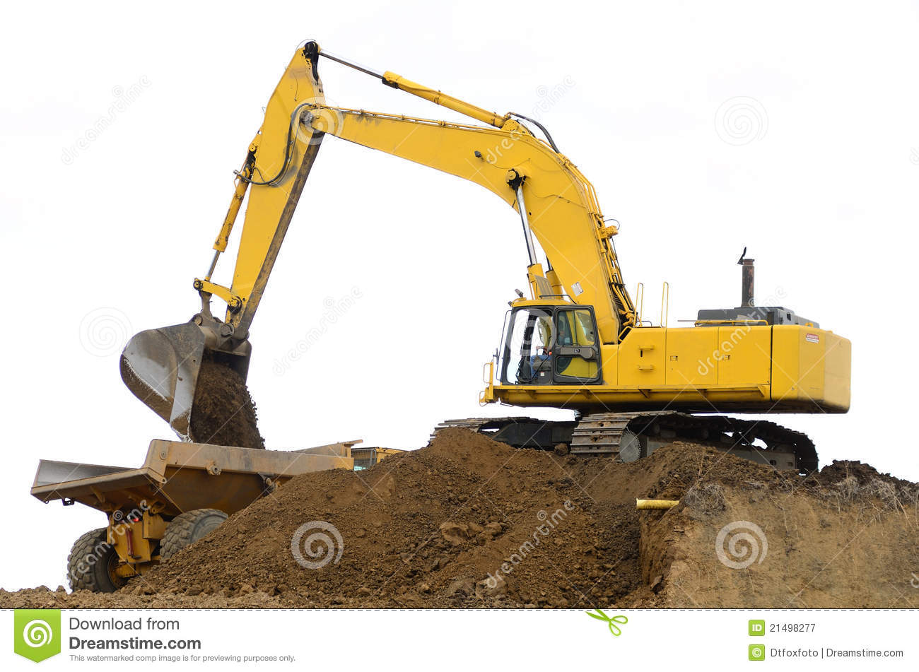 machine that digs holes