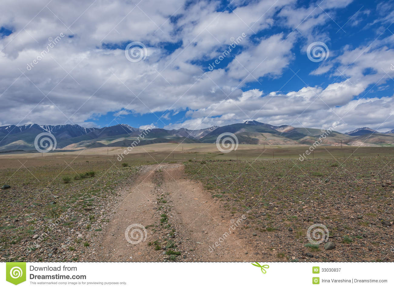 red steppe clouds - photo #14