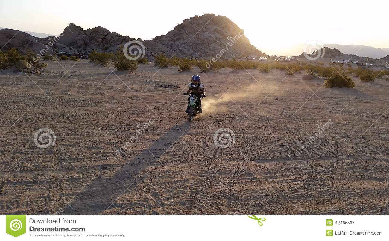 Dirtbike Evening