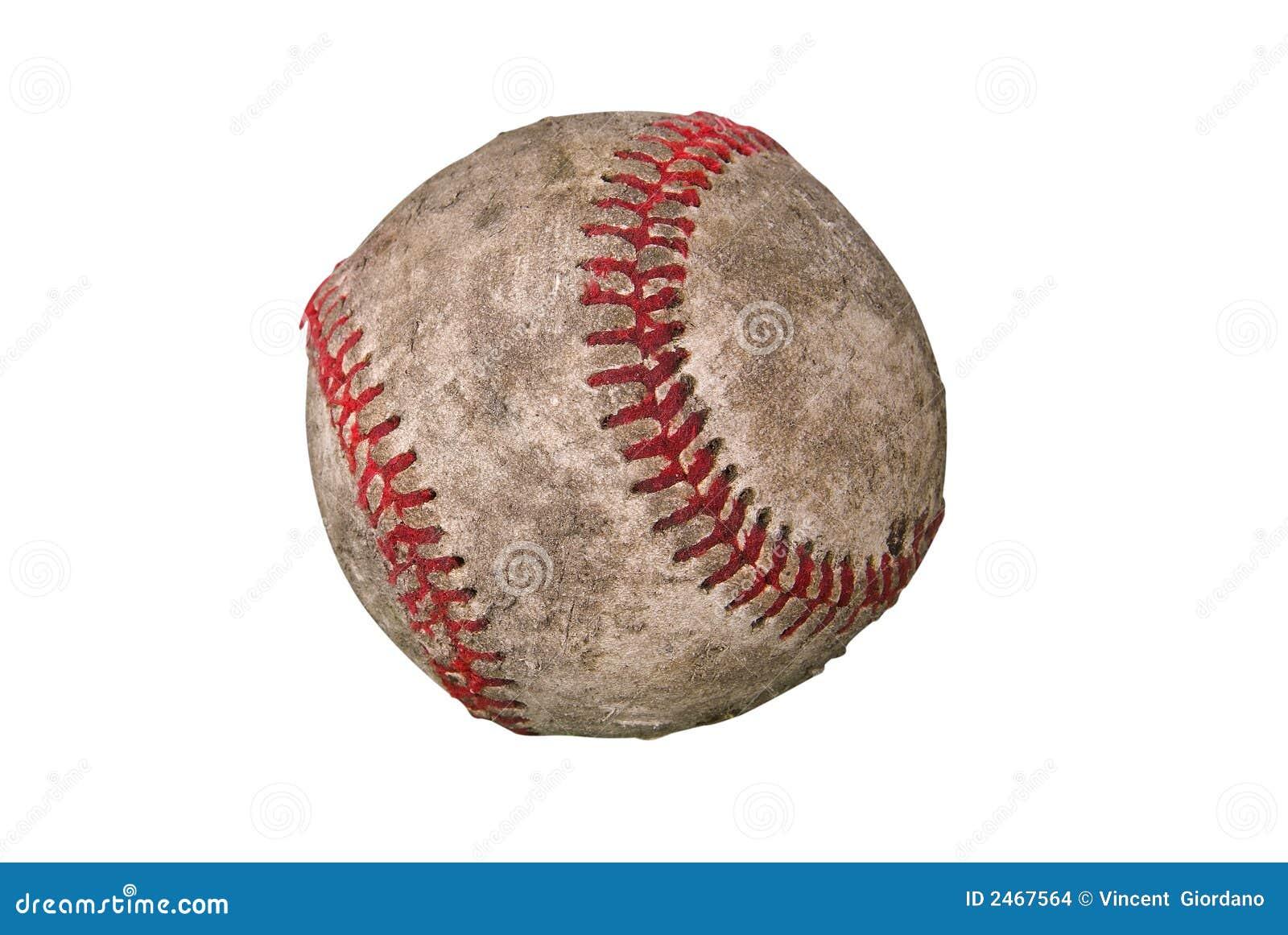 dirty baseball stock images image 2467564