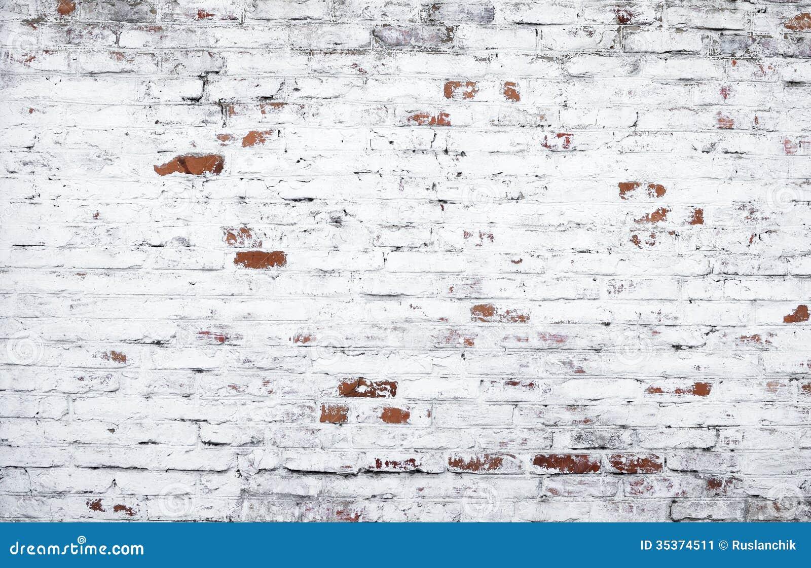 Dirty brick wall. Dirty brick wall stock image  Image of architecture  mortar   35374511