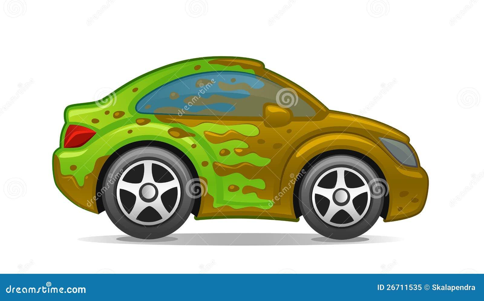 Dirty Car Royalty Free Stock Photo Image 26711535