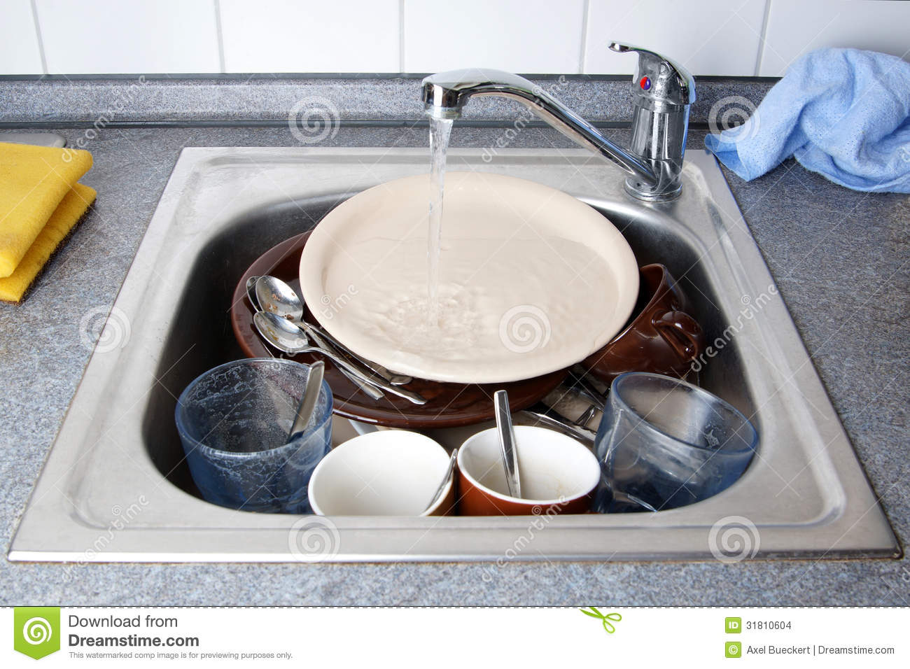 Kitchen Sink With Dishes dishes kitchen sink clipart | home design ideas