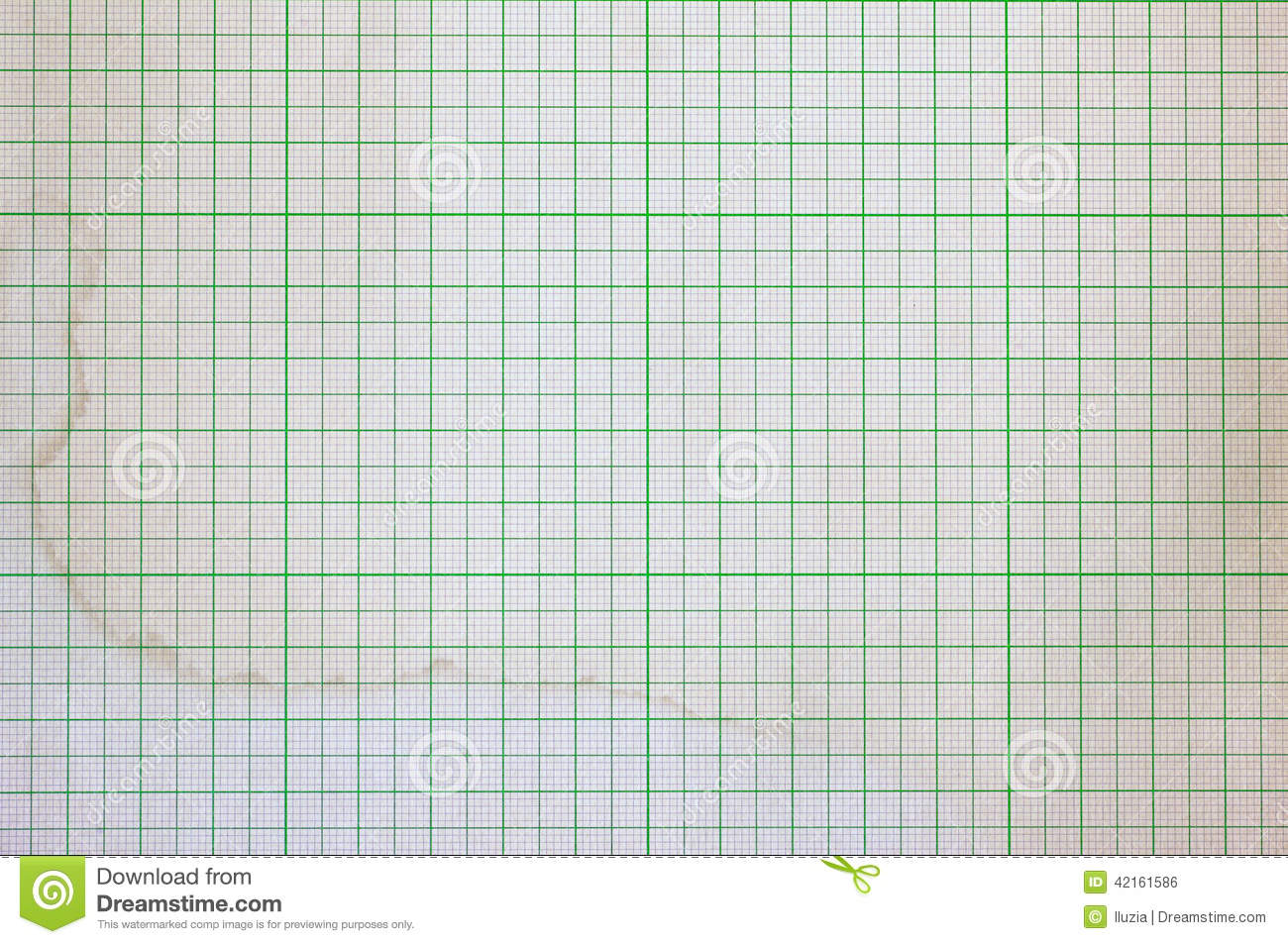 dirty graph paper stock photo  image of lines  measure