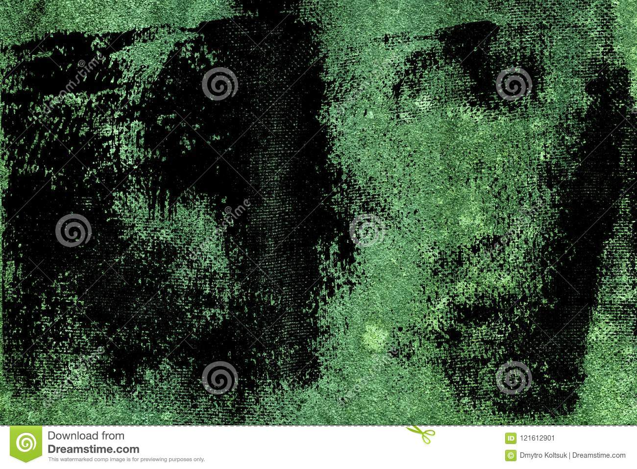Dirty grunge Ultra green Concrete cement texture, stone surface, rock background