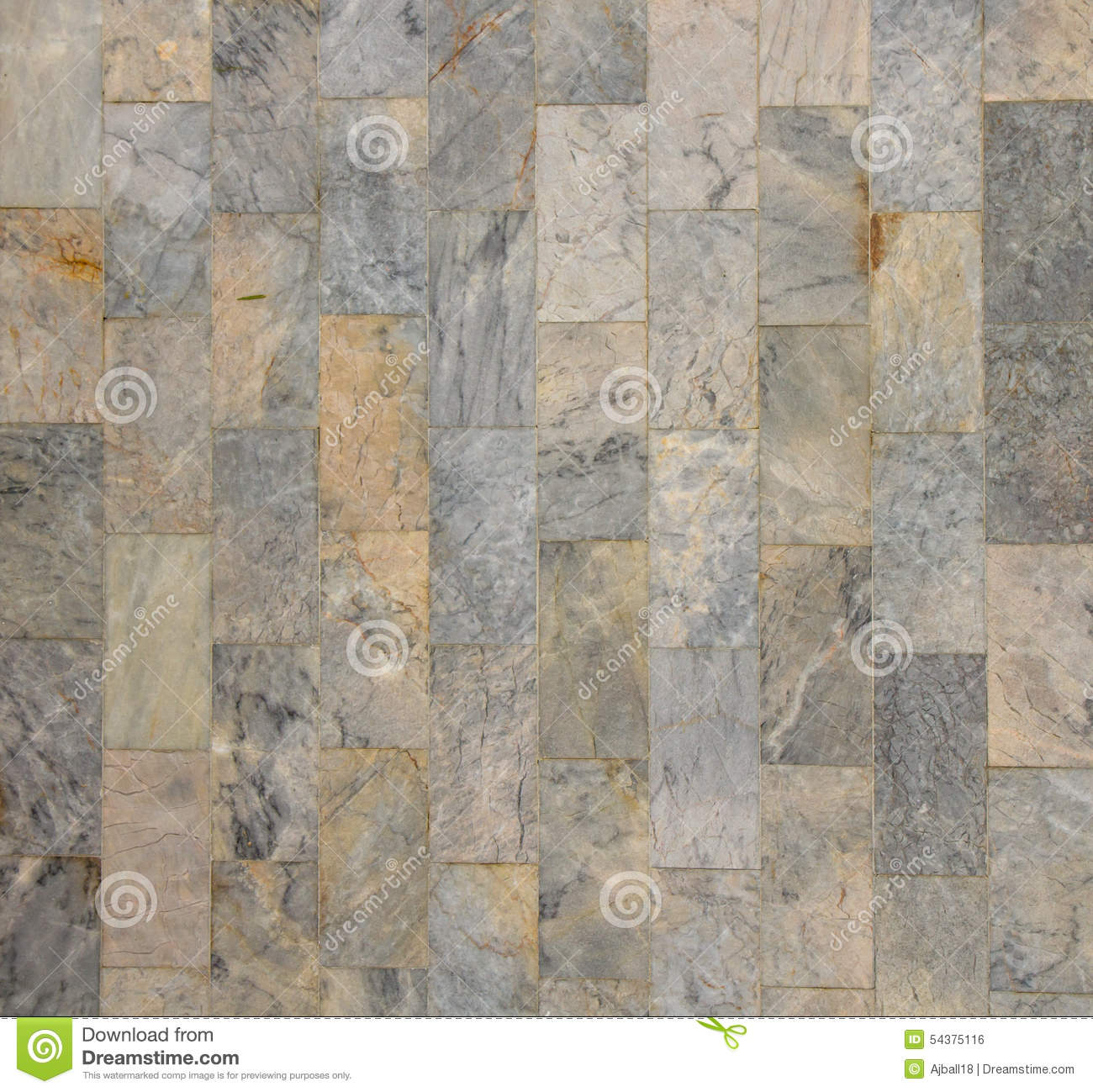 Dirty Marble Wall Tile...