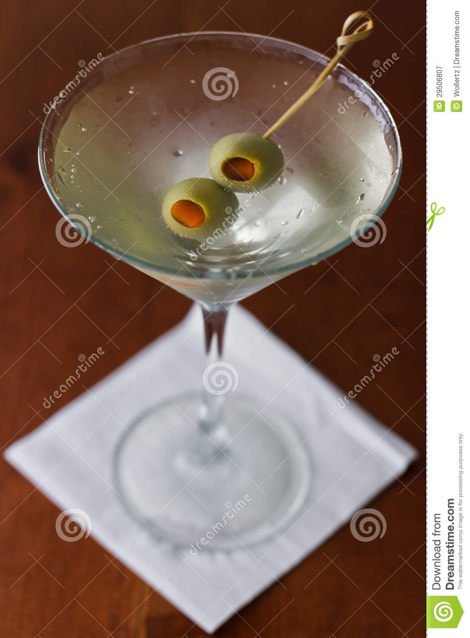 dirty martini stock image image of alcoholic neat busy 29506807