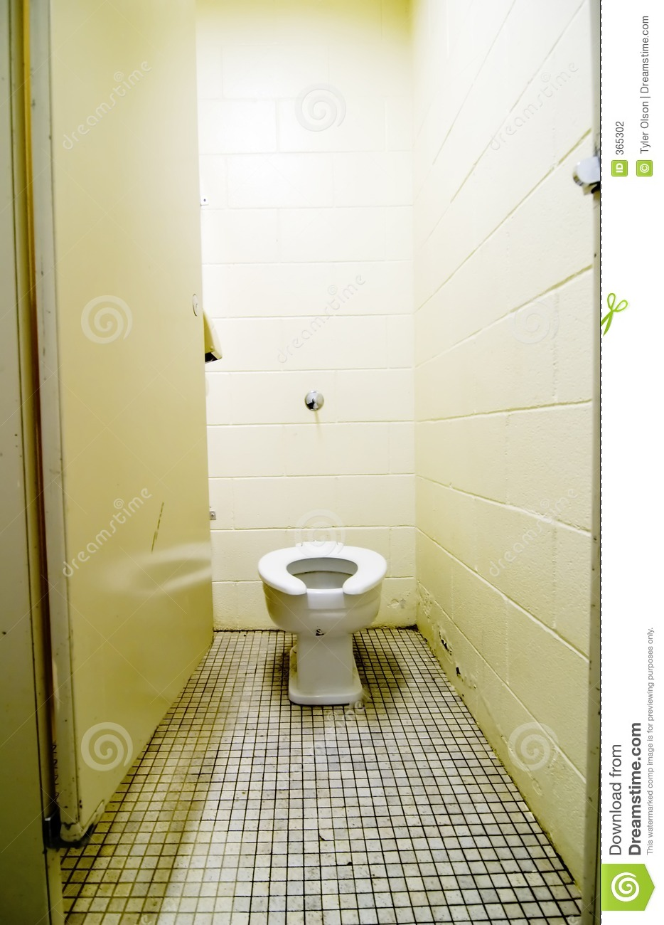 Dirty Old Toilet Stock Photo Image Of Stall Lavatory