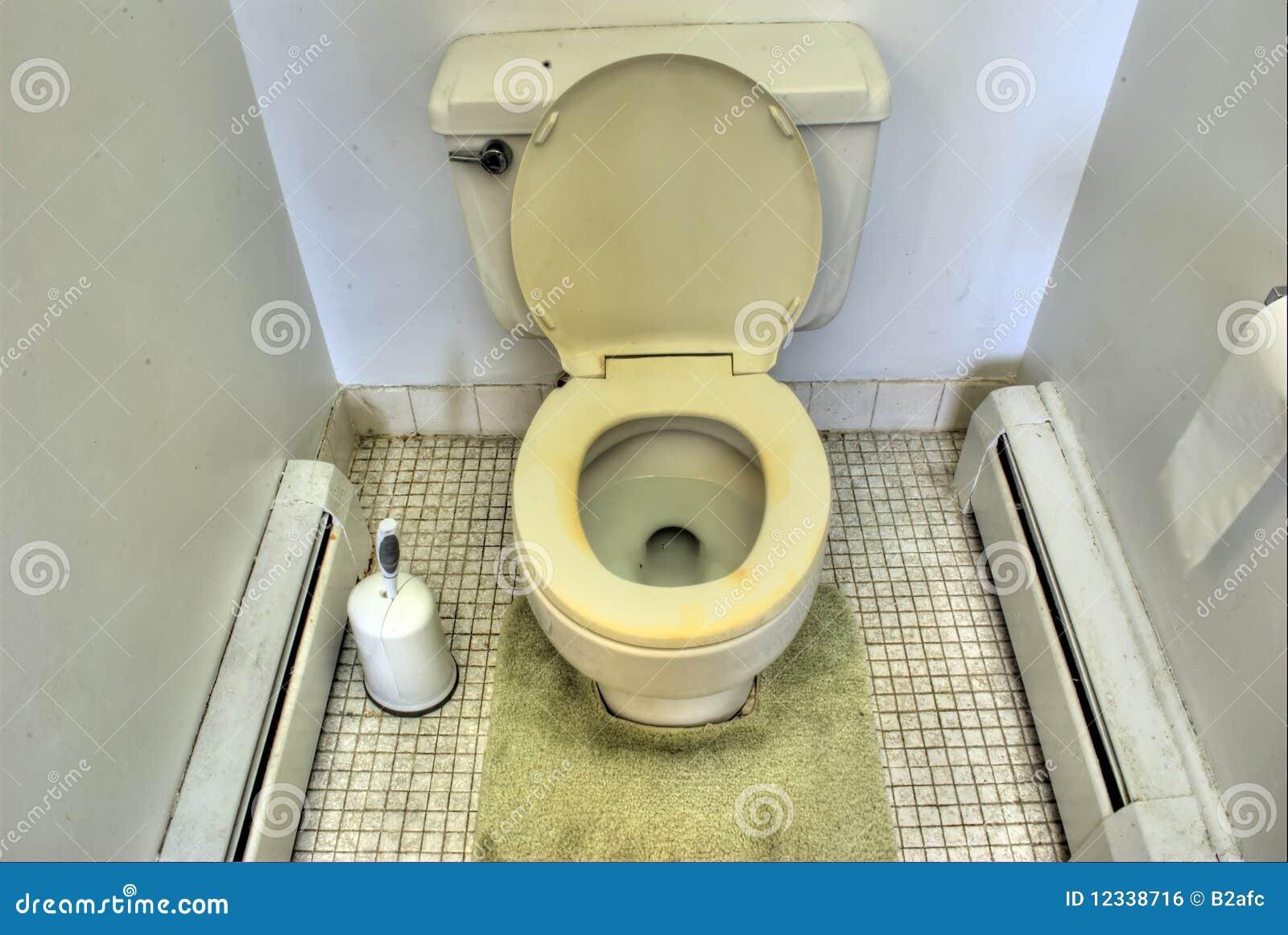 Dirty Public Bathrooms