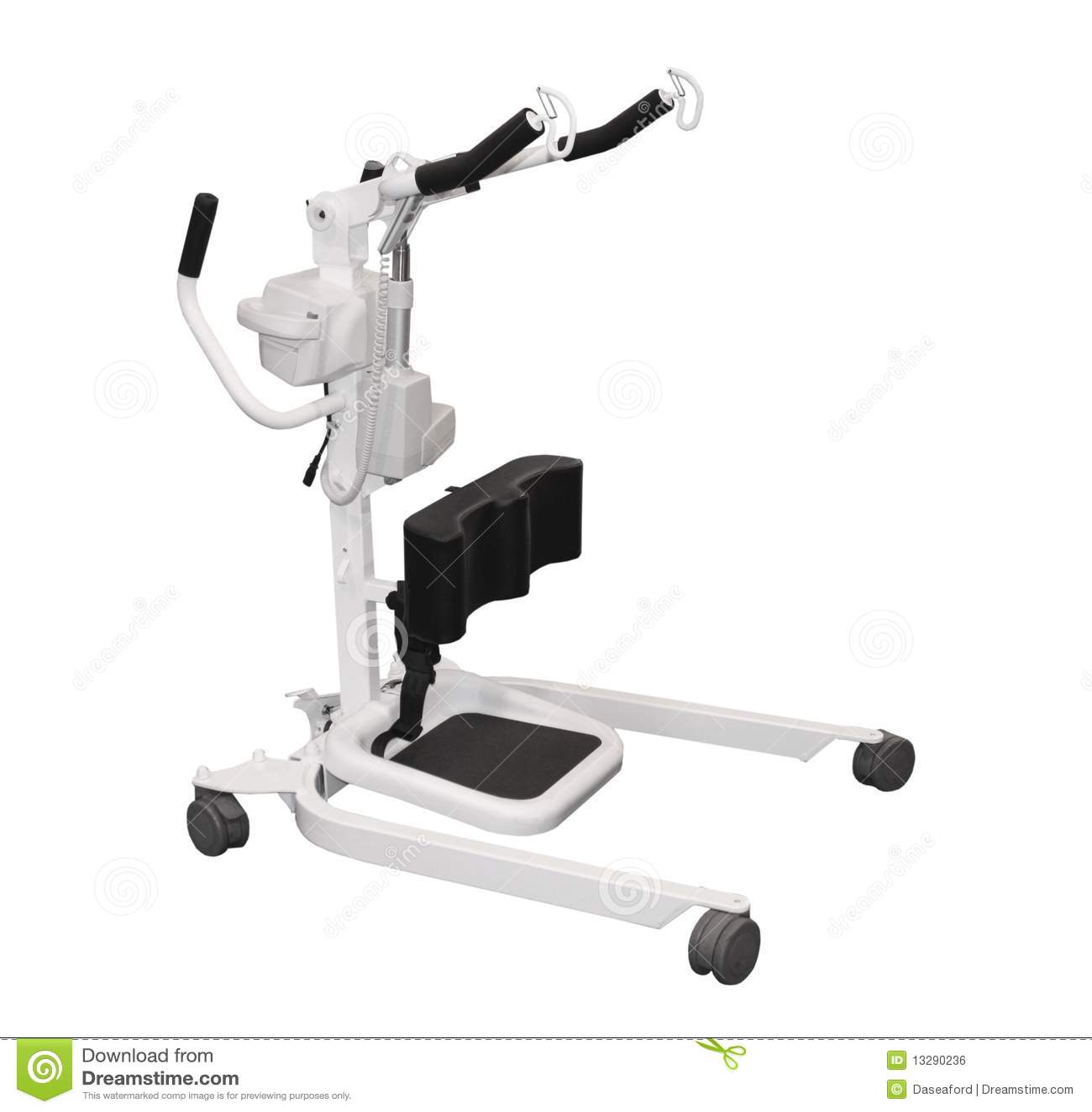 Disability Hoist Royalty Free Stock Image Image 13290236