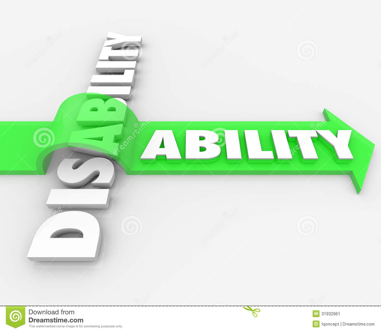 Overcoming an invisible handicap essay