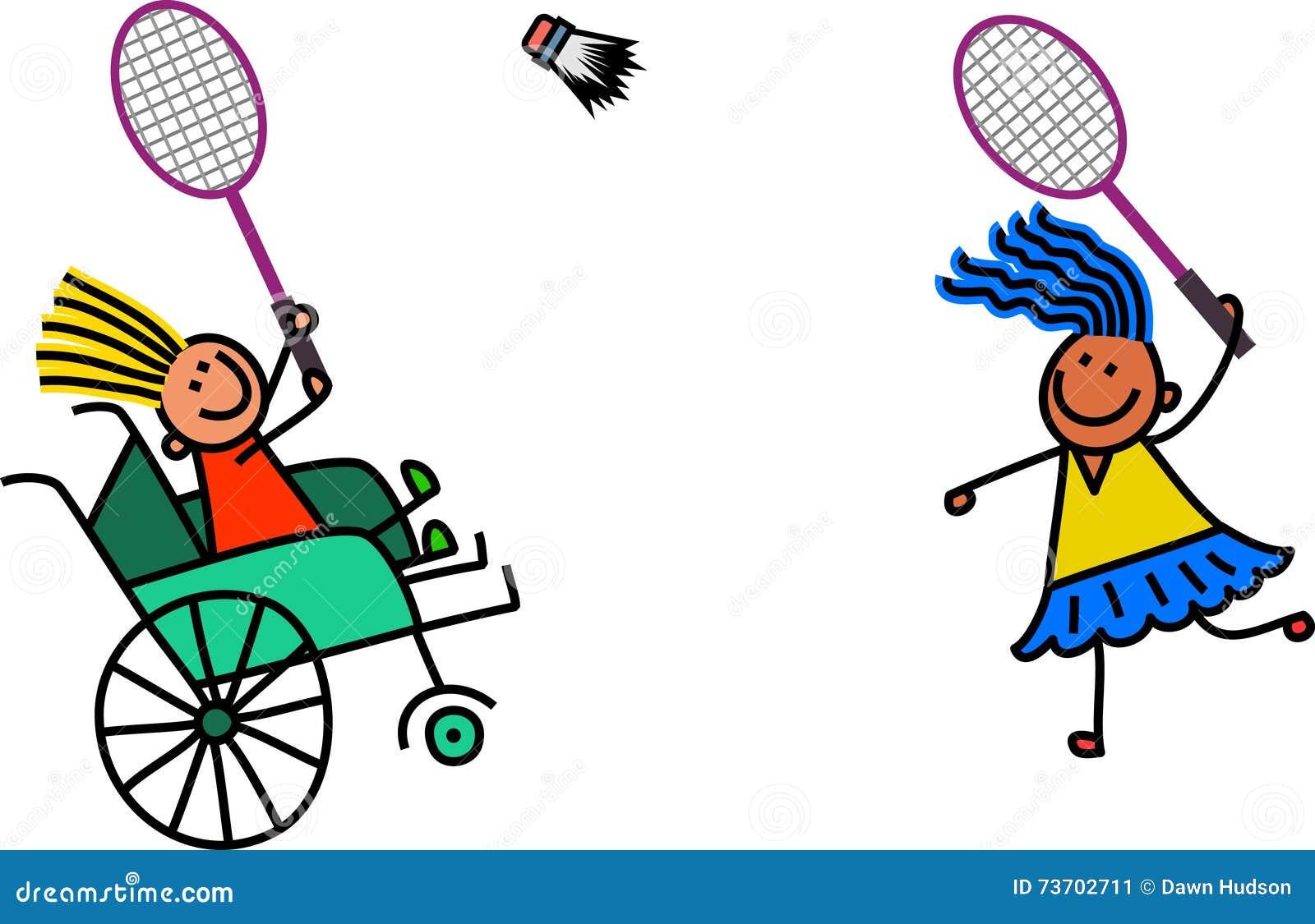 badminton games for girls