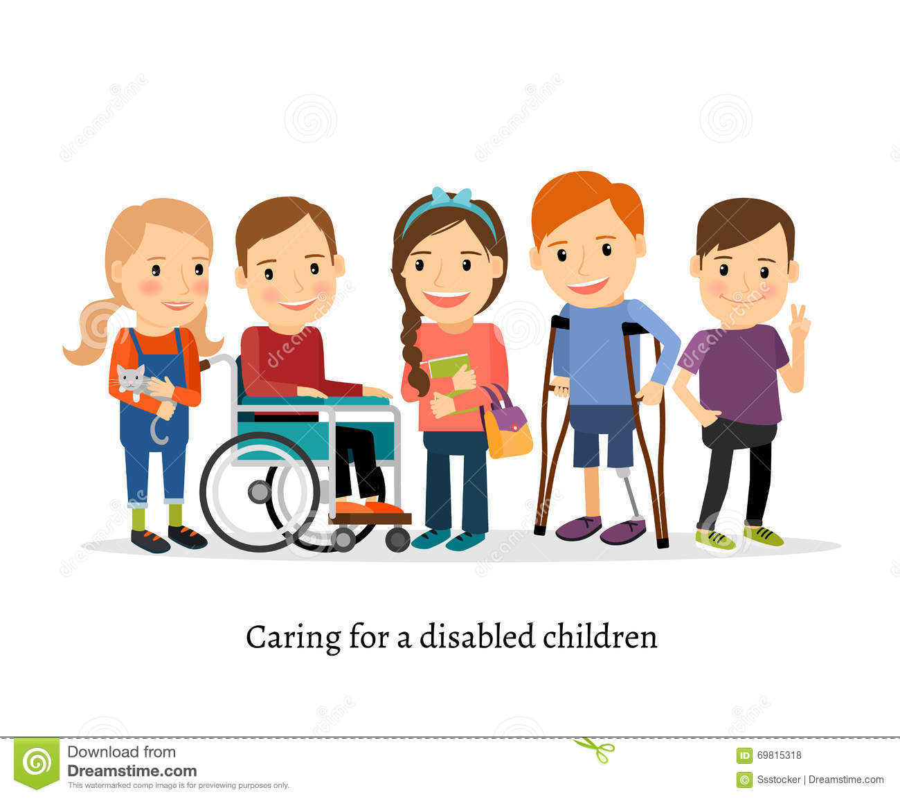 mainstreaming children with disabilities It is important to understand that the mainstreaming of children with disabilities  should not be implemented according to a certain standard model this process.