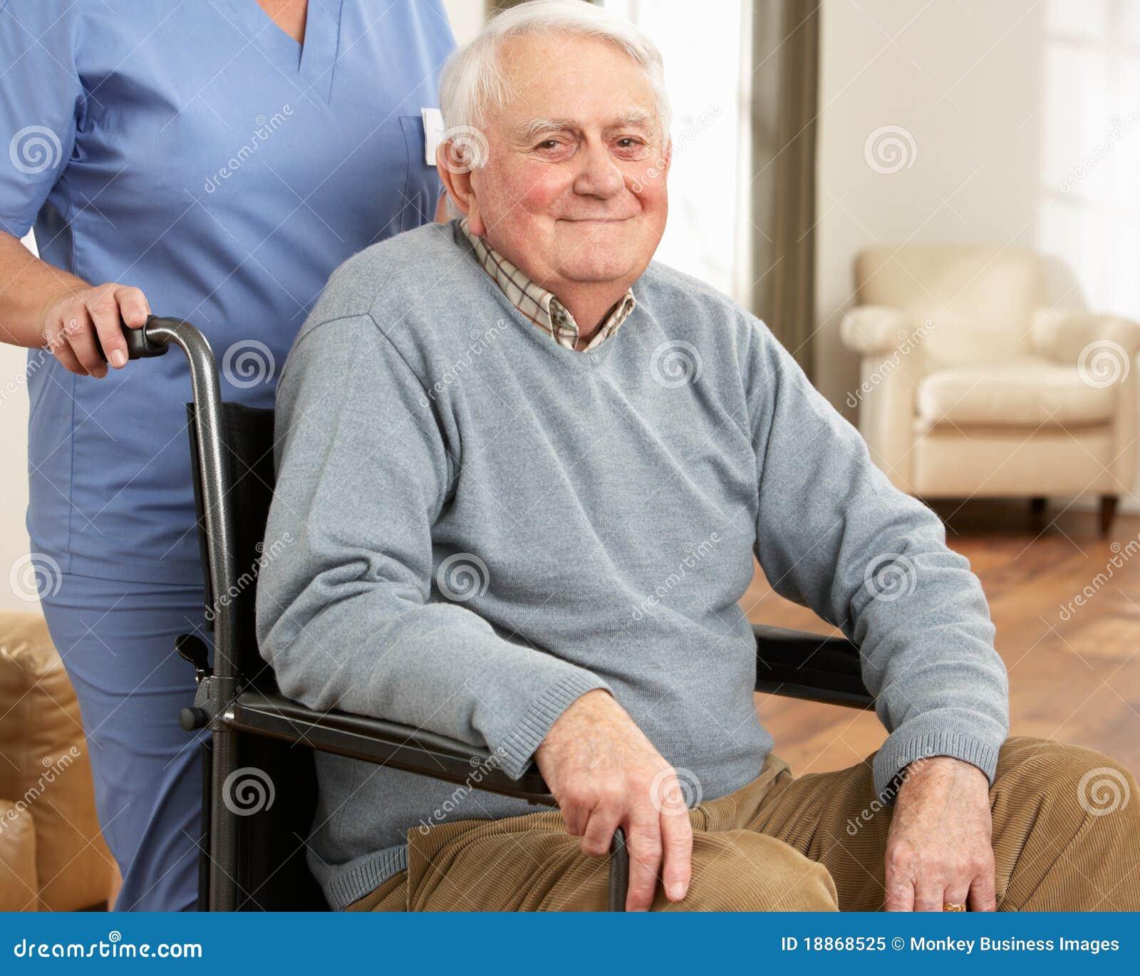 Сиделка для инвалида порно