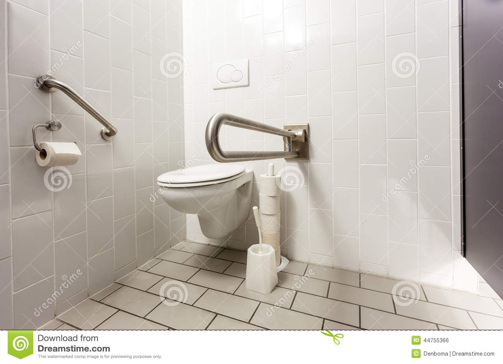 Vertical Toilet Paper Holder