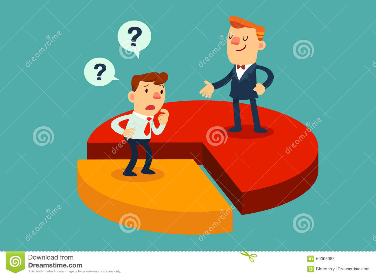 Disadvantage of business partnership stock vector illustration disadvantage of business partnership nvjuhfo Choice Image