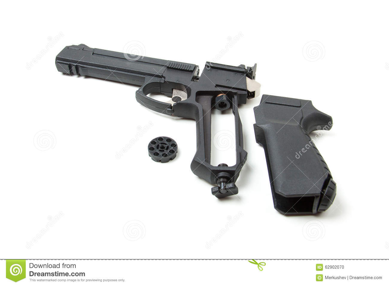 gun white background - photo #42