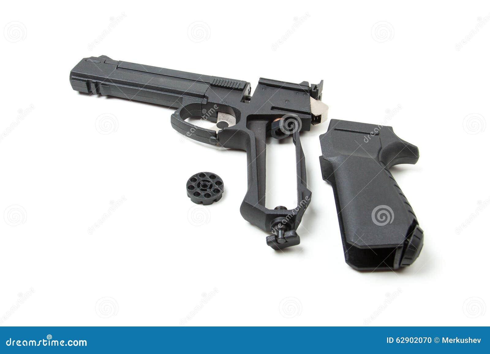 gun white background - photo #42
