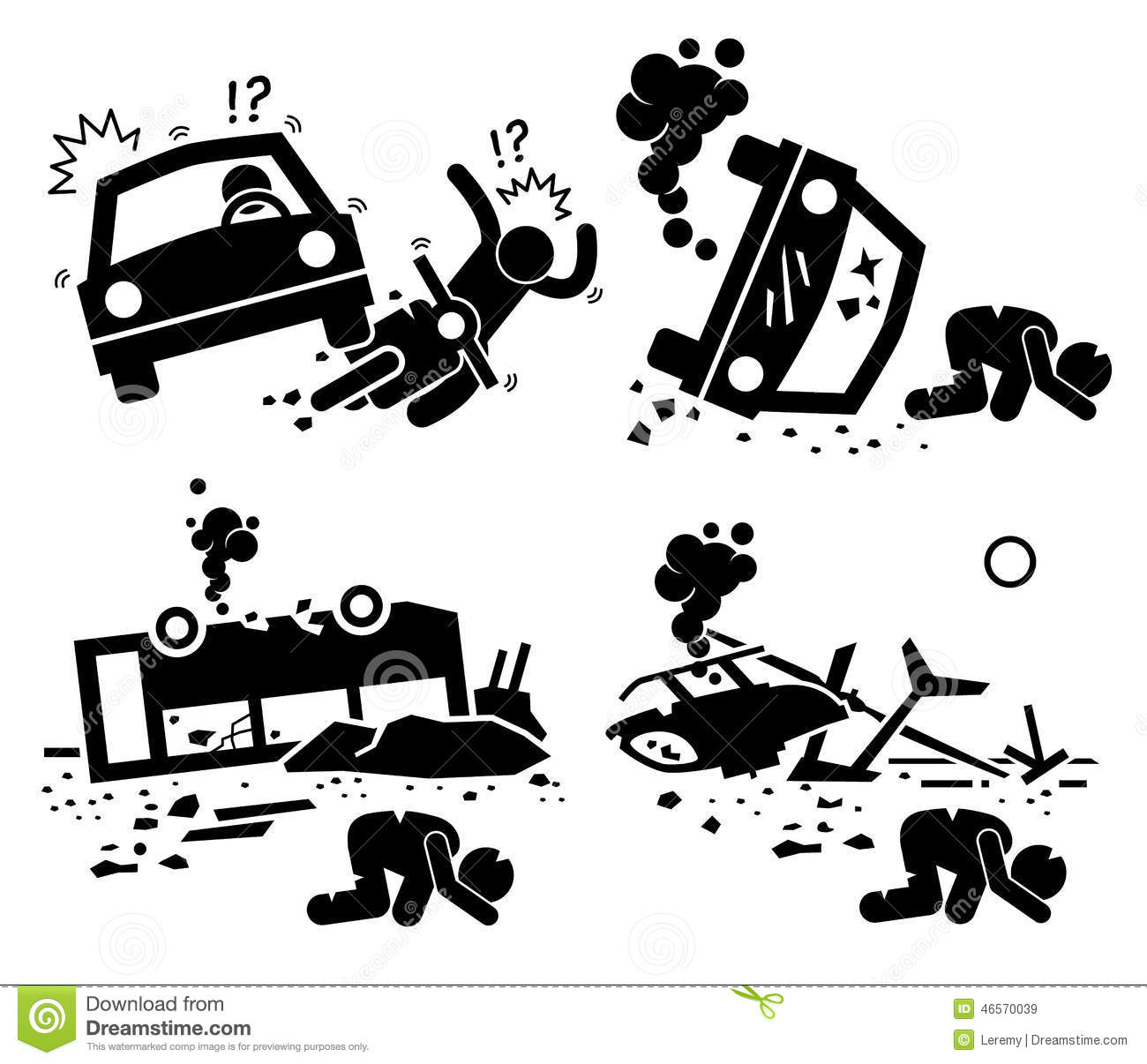 Bus Accident Stock Illustrations – 172 Bus Accident Stock ...